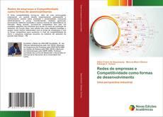 Обложка Redes de empresas e Competitividade como formas de desenvolvimento