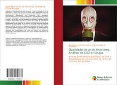 Capa do livro de Qualidade do ar de Interiores. Análise de CO2 e Fungos