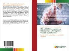 Capa do livro de ITIL e BPM Integrados no Processo de Liberação de Versão de Software