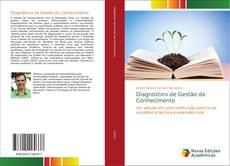 Capa do livro de Diagnóstico de Gestão do Conhecimento