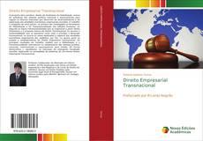Capa do livro de Direito Empresarial Transnacional