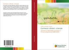 Portada del libro de Conhecei o Brasil, crianças