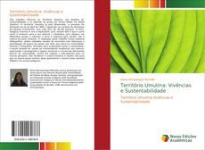 Capa do livro de Território Umutina: Vivências e Sustentabilidade