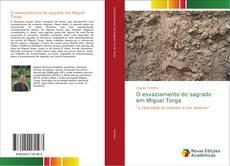 Buchcover von O esvaziamento do sagrado em Miguel Torga
