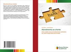 Bookcover of Atendimento ao cliente