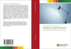 Capa do livro de O Biogás no Oeste do Paraná