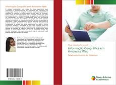 Copertina di Informação Geográfica em Ambiente Web