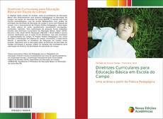Portada del libro de Diretrizes Curriculares para Educação Básica em Escola do Campo