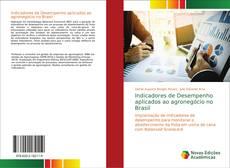 Capa do livro de Indicadores de Desempenho aplicados ao agronegócio no Brasil