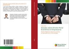Capa do livro de Estudos sobre Direito Penal Econômico e Empresarial