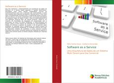 Capa do livro de Software as a Service