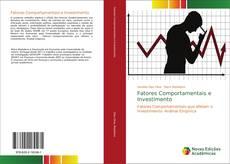 Buchcover von Fatores Comportamentais e Investimento