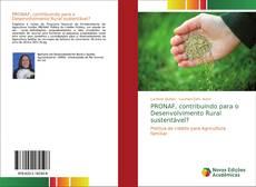 Portada del libro de PRONAF, contribuindo para o Desenvolvimento Rural sustentável?