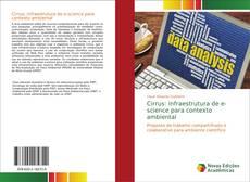 Bookcover of Cirrus: infraestrutura de e-science para contexto ambiental