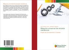 Обложка Máquina universal de ensaios mecânicos