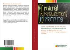 Copertina di Metodologia de planejamento