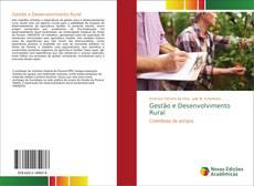 Portada del libro de Gestão e Desenvolvimento Rural