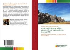 Portada del libro de Estética na Aplicação do Granito Preto da Região de Pombal PB