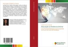Capa do livro de Educação à Distância Online