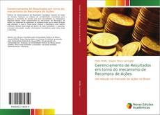 Bookcover of Gerenciamento de Resultados em torno do mecanismo de Recompra de Ações