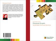 Capa do livro de Processos Grupais