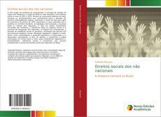 Bookcover of Direitos sociais dos não nacionais