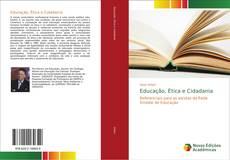 Capa do livro de Educação, Ética e Cidadania