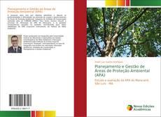 Portada del libro de Planejamento e Gestão de Áreas de Proteção Ambiental (APA)