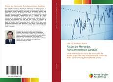 Capa do livro de Risco de Mercado, Fundamentos e Gestão