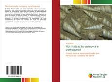 Buchcover von Normalização europeia e portuguesa