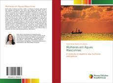 Capa do livro de Mulheres em Águas Masculinas