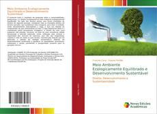 Capa do livro de Meio Ambiente Ecologicamente Equilibrado e Desenvolvimento Sustentável