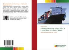 Capa do livro de Procedimento de segurança e inspeção a bordo do Navio