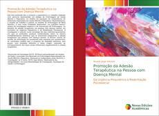 Capa do livro de Promoção da Adesão Terapêutica na Pessoa com Doença Mental