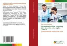 Iniciação científica, conexões para pesquisa e inovação Tomo II的封面