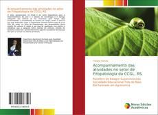 Portada del libro de Acompanhamento das atividades no setor de Fitopatologia da CCGL, RS