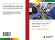 Capa do livro de Avaliação do conhecimento sobre o câncer de pele em Acadêmicos