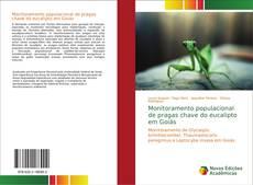 Bookcover of Monitoramento populacional de pragas chave do eucalipto em Goiás