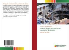 Bookcover of Áreas de convivencia no canteiro de Obras