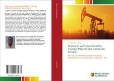 Bookcover of Riscos e vulnerabilidades - Campo Petrolífero Canto do Amaro
