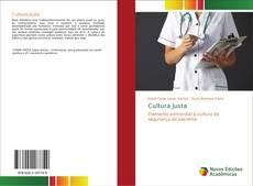 Bookcover of Cultura Justa