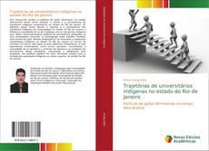 Copertina di Trajetórias de universitários indígenas no estado do Rio de Janeiro