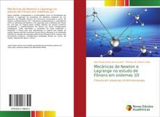 Bookcover of Mecânicas de Newton e Lagrange no estudo de Fônons em sistemas 1D