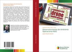 Capa do livro de Desenvolvimento de Ambiente Operacional ROS