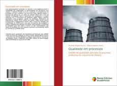 Capa do livro de Qualidade em processos
