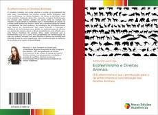 Buchcover von Ecofeminismo e Direitos Animais