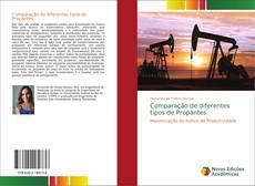 Capa do livro de Comparação de diferentes tipos de Propantes