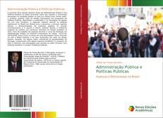 Buchcover von Administração Pública e Políticas Públicas