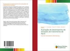 Bookcover of Avaliação de desempenho de estações de tratamento de água