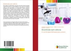 Buchcover von Divertindo com ciência